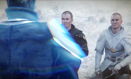"STAR WARS: KNIGHTS OF THE FALLEN EMPIRE ""SACRIFICE"" | CGI 3D Animated Trailer by Blur Studio"