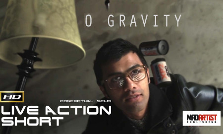 0 GRAVITY | Imagine floating in space without gravity - Live Action short by Vancouver Film School