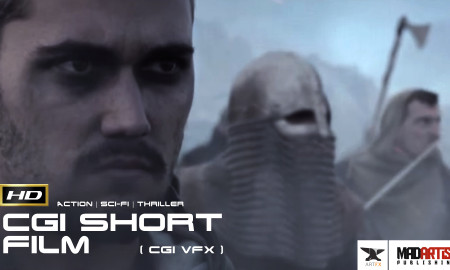IRON MOUNTAIN (HD) Aliens vs Vikings! Epic CGI VFX Live Action Sci-Fi Fantasy Film. By ArtFX.