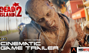 DEAD ISLAND 2 (HD) CGI 3D Cinematic Game Trailer: Bloody Animation by Axis Animation for Deep Silver