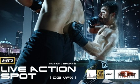 AD SPORTS TV (DIRECTORS CUT) | Incredible Sport CGI VFX Commerical by Frame