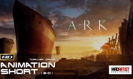 THE ARK | A thrilling apocalyptic adventure - Stop Motion / 3D Animation film by Platige Image