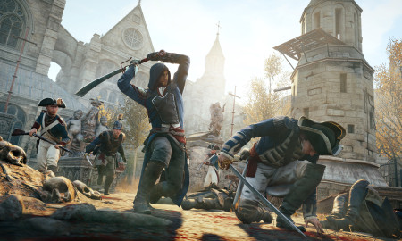 Assassin's Creed Unity Arno Master Assassin | 3D CG Animated Game Trailer
