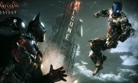 "BATMAN: ARKHAM KNIGHT ""Father to Son"" 2015 Announce Trailer 