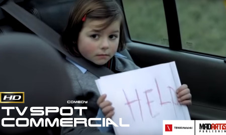 BORN TO CRATE DRAMA (HD) Hilarious * Award Winning * Commercial by TBWA Helsinki