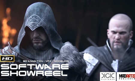 DIGIC PICTURES – 2014 Showreel (HD) ** MUST SEE ** Games & Film 3D CGI VFX Animation