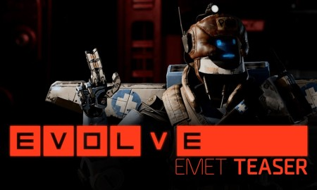 EVOLVE (E.M.E.T.) Hunter Teaser Trailer