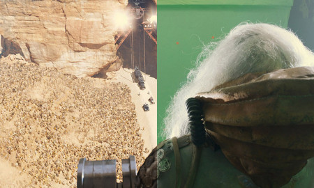 Iloura's VFX Supervisor Tom Wood speaks on 'Mad Max: Fury Road'
