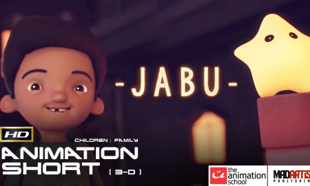 JABU (HD) CGI Animated SUPER CUTE Short Film By The Animation School