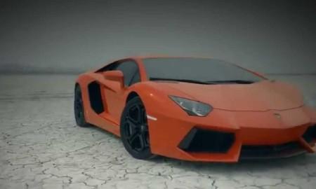 LAMBORHINI AVENTADOR LP700 (HD) Spectacular 3D CGI VFX Commercial by SEHSUCHT