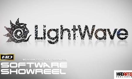 LIGHTWAVE 3D - 2014 Showreel (HD) 3D CGI VFX Animation Software Demo Reel