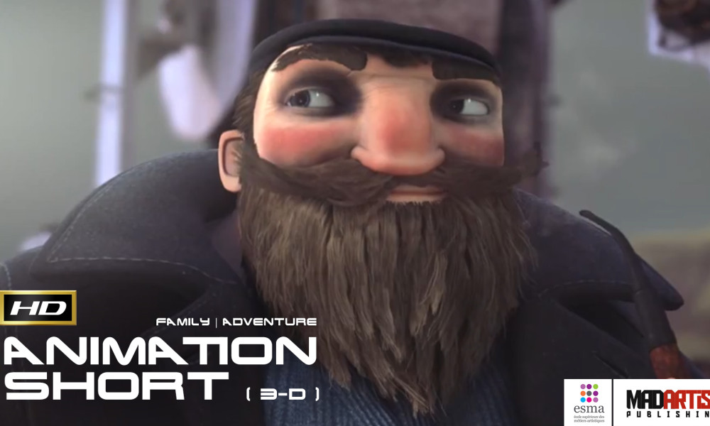 L'INCROYABLE MARREC (HD) CGI **Award Winning** 3d Animated Short by ESMA. Story of the most epic Whale Catch