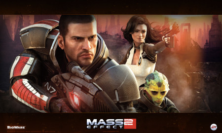 Mass Effect 2 | 3D CGI Animated Launch Game Trailer