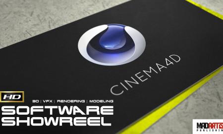 MAXON CINEMA 4D - 2015 Showreel (HD) CGI VFX Animation Software Demo Reel