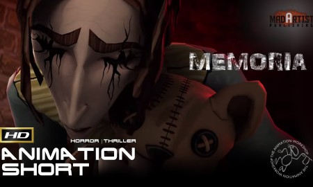 MEMORIA (HD) CGI Animated HORROR Short Film - Emotional, Twisted & Dark by The Animation Workshop