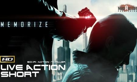 MEMORIZE (HD) **VIOLENT** Futuristic CGI Live Action Short Film By Adapt Productions