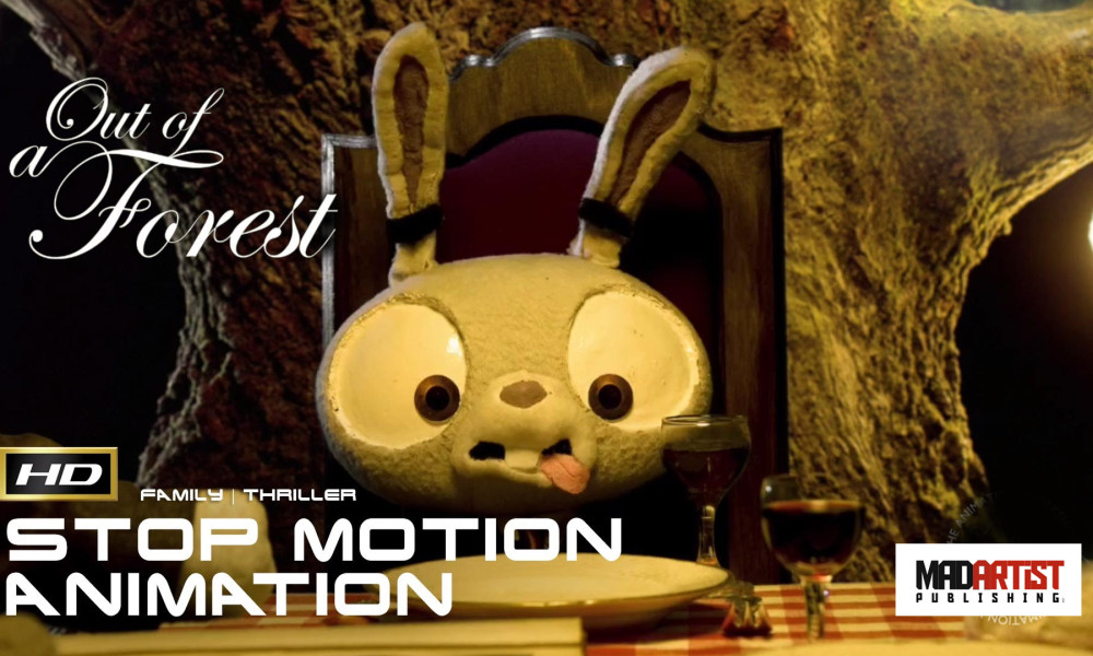 OUT OF A FOREST   A Forest at night holds many things - 3D CGI Film by The Animation Workshop
