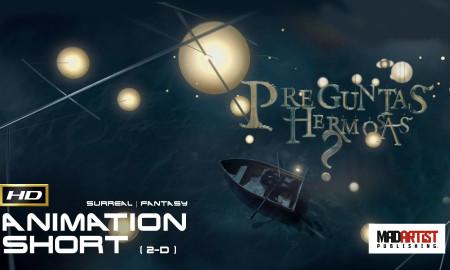 PREGUNTAS HERMOSAS | Mesmerizing VFX CGI Animation by studio Superfad
