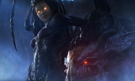 StarCraft II: Heart of the Swarm | 3D CGI Cinematic Game Trailer by Blizzard Entertainment