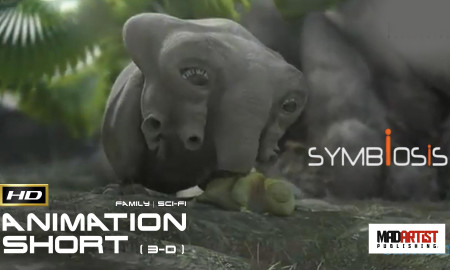 SYMBIOSIS | Ironic fate of a predator - 3D Animation Film by Mitchell Counsell & Sheridan