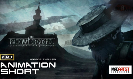 The Backwater Gospel | Brace yourself for something Disturbingly Awesome – Animation by The Animation Workshop
