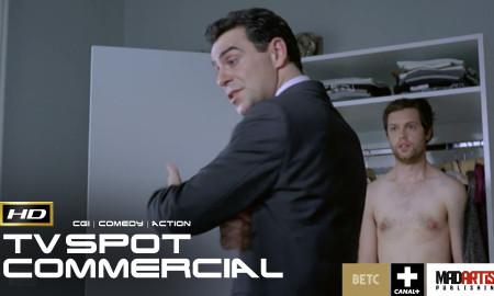 THE CLOSET | ** Award Winning ** Funny Advertisement Commercial by BETC Euro RSCG for CANAL+