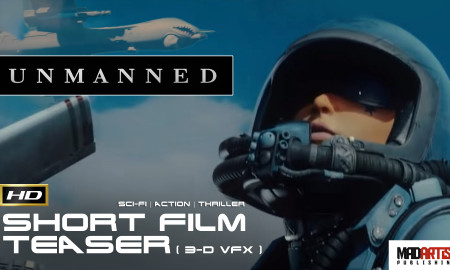 UNMANNED (HD) CGI VFX Animated Film Teaser | Artificial Intelligence VS Humans. By Paulius Gavorskis