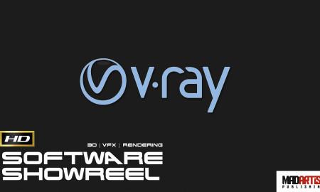 V-RAY - 2015 Showreel (HD) 3D CGI VFX Animation Rendering Software plugin