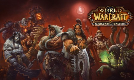 "WORLD OF WARCRAFT ""Warlords of Draenor"" Game Trailer 