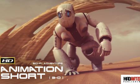 TABULA RASA (HD) Enjoy this heartfelt Sci-Fi CGI 3d Animated Film By Arnoldas Vitkus