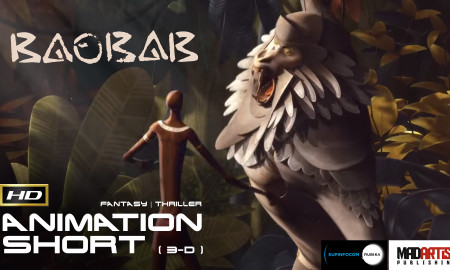 BAOBAB (HD) AWARD Winning & Sad 3D CGI Animation Short Film by Supinfocom