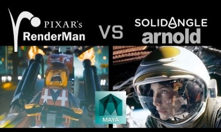 Battle of Render MAYA Plugins: RenderMan vs Arnold Renderer - Which is better?