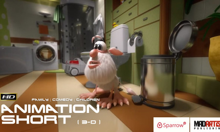 booba-ep2-curiousity-in-bathroom-by-3D-Sparrow-CGI-animation-short-world-animation-film-festival-mad-artist-publishing