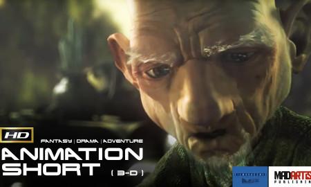 DREAMMAKER (HD) ** Award Winning ** CGI 3D Animation Magical Short by Leszek Plichta