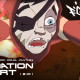 FERAL (HD) Enjoy this Trans-formative 2D Animated Horror Short Film By Bouremouth University