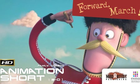 FORWARD MARCH (HD) Funny ** Award Winning ** CGI 3D Animated Film by ESMA