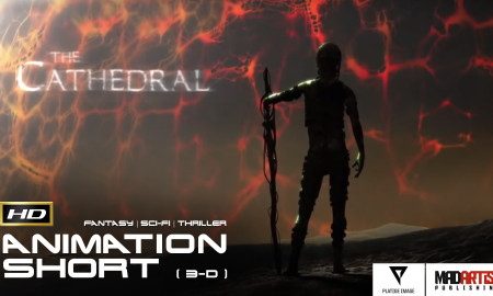 KATEDRA / THE CATHEDRAL (HD) Oscar Nominated CGI 3D Animated VFX Film by Tomasz Bagiński | Platige