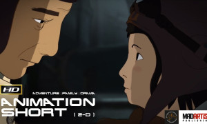 LAST FALL (HD) Brilliant Story of Afterlife. A 2D Animation Short Film by The Animation Workshop