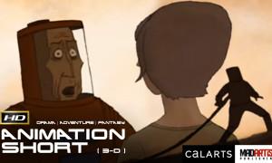 LIFELINE ** Brilliant & Beautiful Love Adventure ** 2D Animated Short Film By CalArts