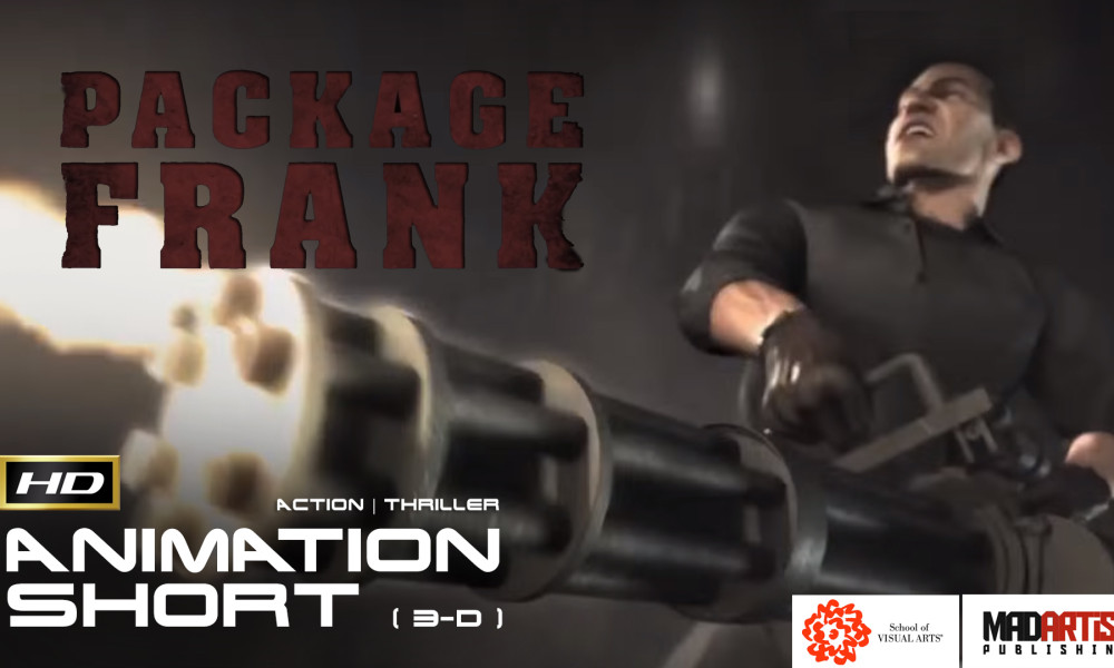 PACKAGE FRANK (HD) **MAFIA SHOOTEM Up** 3D CGI Animation Short Film By SVA