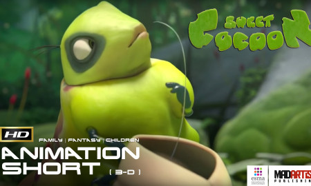 SWEET COCOON (HD) Buggy & Cute ** OSCAR NOMINATED ** CGI 3D Animated Short Film by ESMA