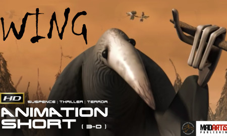 WING (HD) Profound story of Terror & Survival. CGI 3D Animation Short by The Animation Workshop