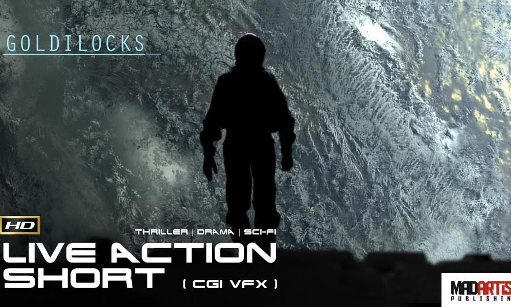 GOLDILOCKS (HD) Live Action Sci-Fi CGI VFX film by Samuel Faict