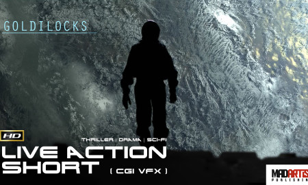 GOLDILOCKS (HD) Live Action Sci-Fi CGI VFX film by Samuel Faict