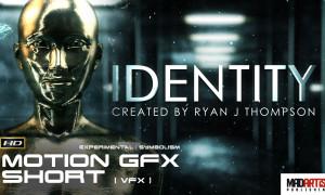 IDENTITY (HD) Symbolistic Motion Graphics Art Film by Ryan J Thompson