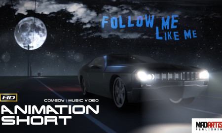 FOLLOW ME, LIKE ME (HD) Funny Animated Music Video by Brian Kroll